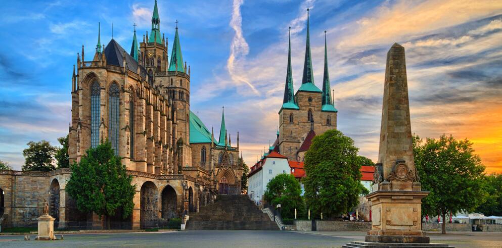 Dorint Hotel am Dom Erfurt 11403