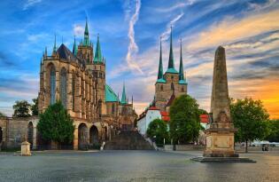 Rendezvous zwischen Klassik und Moderne - Wohlfühlurlaub in Erfurt
