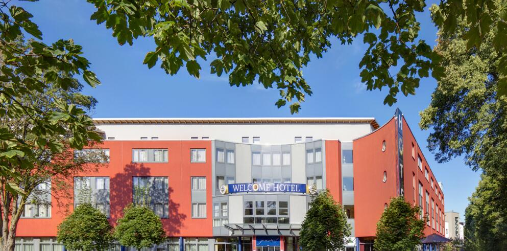 WELCOME HOTEL PADERBORN 11450