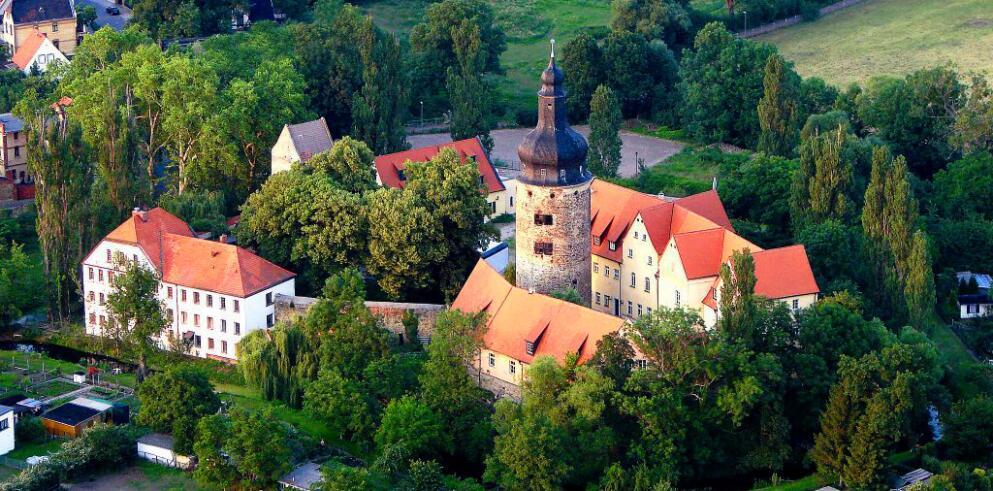 Wasserburg zu Gommern 11635