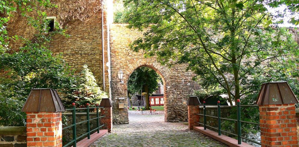 Wasserburg zu Gommern 11640
