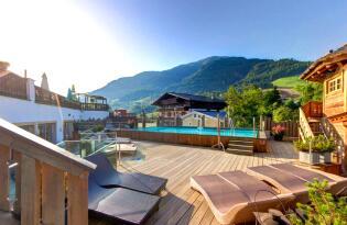FEEL ROYAL, ENJOY LÄSSIG - Luxusurlaub  in den österreichischen Alpen