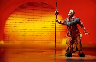 Erleben Sie den Welterfolg rund um Simba, Nala und Co. live auf der Musicalbühne!