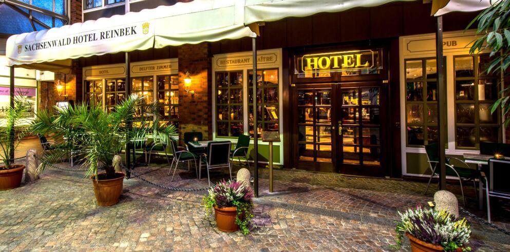 Sachsenwald Hotel Reinbek 11848