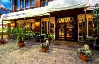 Tradition, Moderne und Entspannung an Hamburgs schönster Seite
