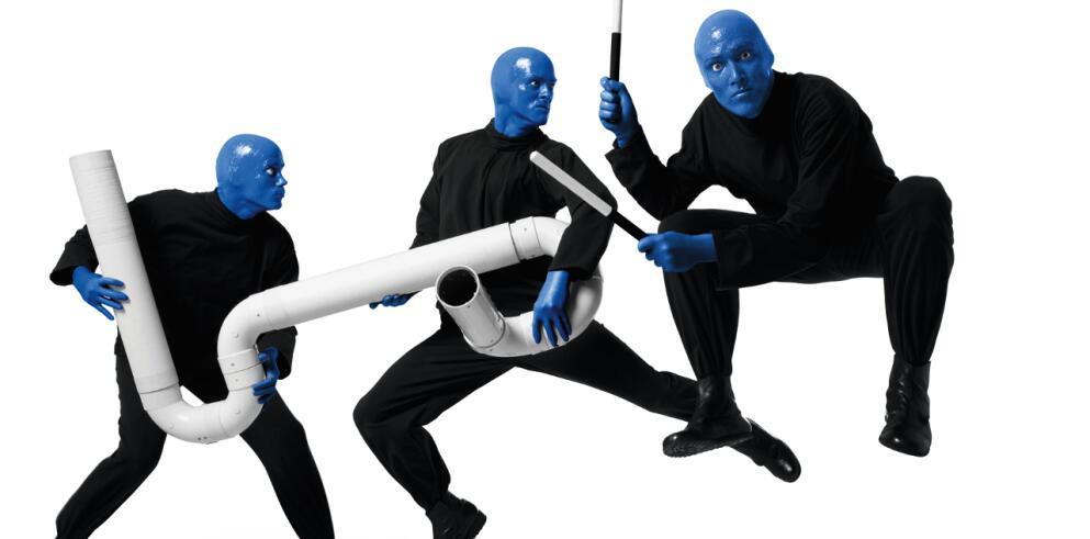 Blue Man Group 11851