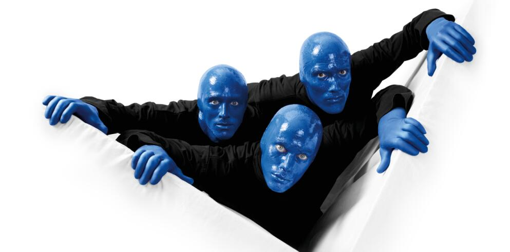 Blue Man Group 11852
