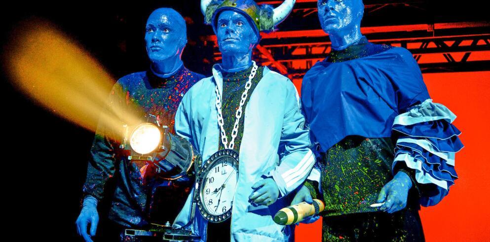 Blue Man Group 11854