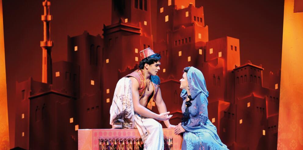 DisneysALADDIN Musical 11864