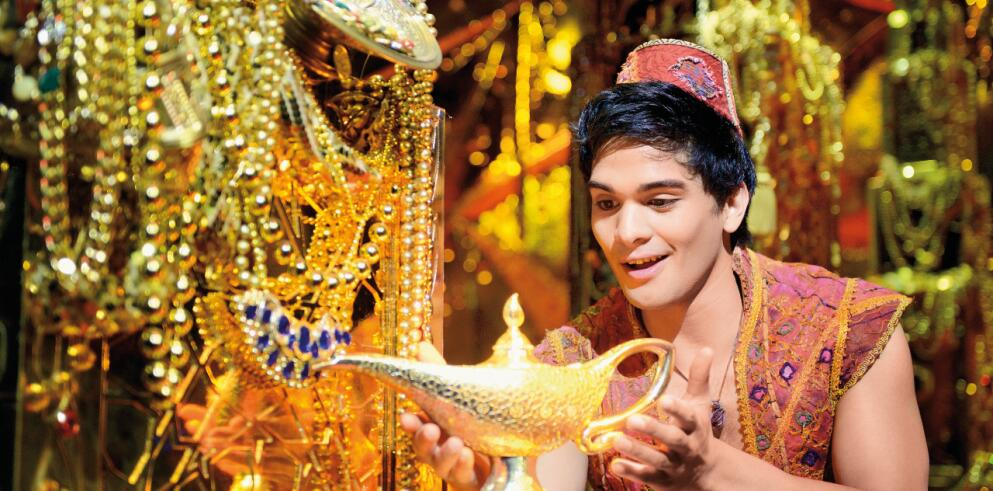 Disneys ALADDIN Musical 11865