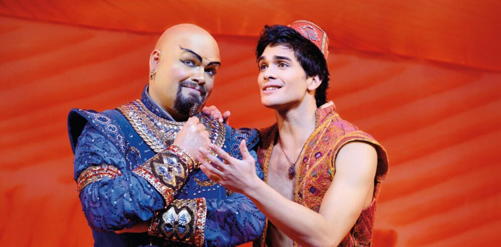 Disneys ALADDIN Musical 11867