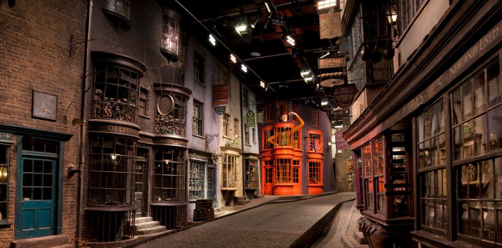 Warner Bros. Studio Tour London 11885