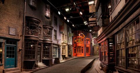 Warner Bros. Studio Tour London 2