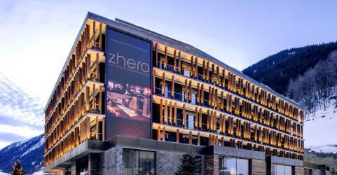 Zhero Hotel Ischgl/Kappl