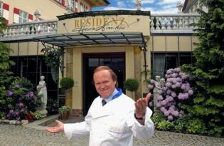 Unvergessliches Gourmetwochenende mit Sterne-Küche am Chiemsee