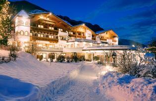 Auf zum Skiurlaub nach Südtirol! Einzigartiges Bergpanorama erlebeben