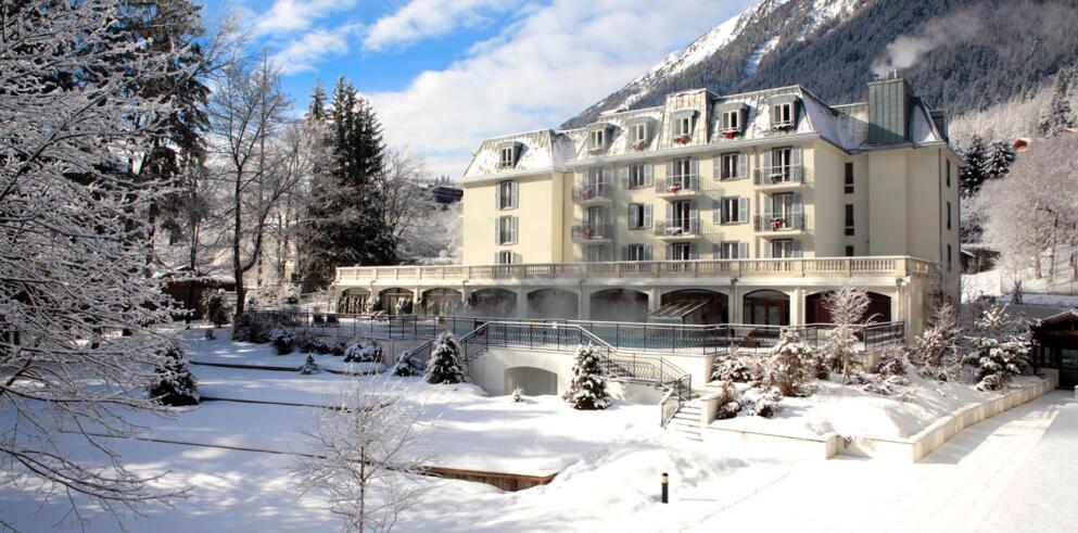 Club Med Chamonix Mont-Blanc 12029