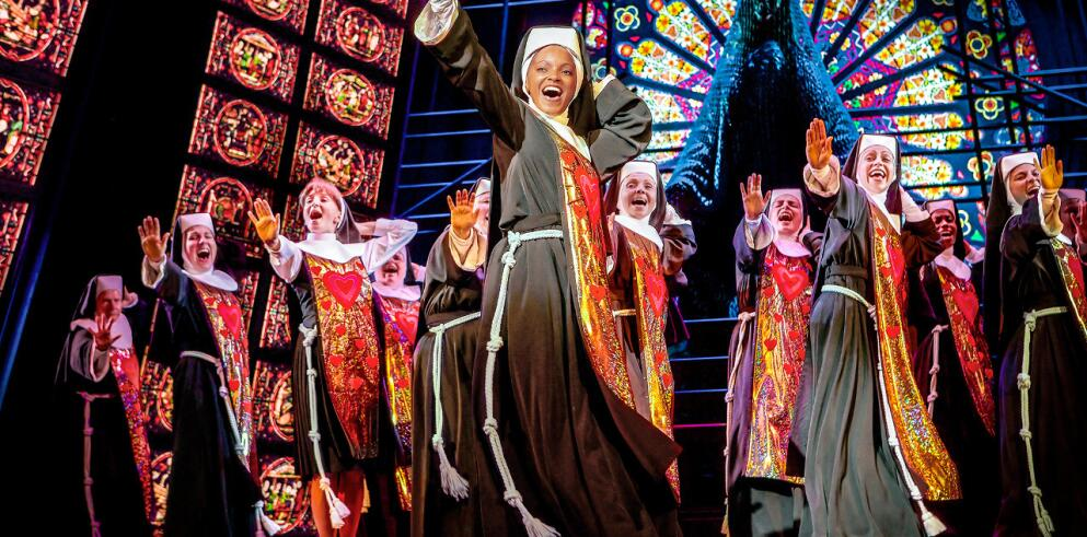 SISTER ACT Musical 12100