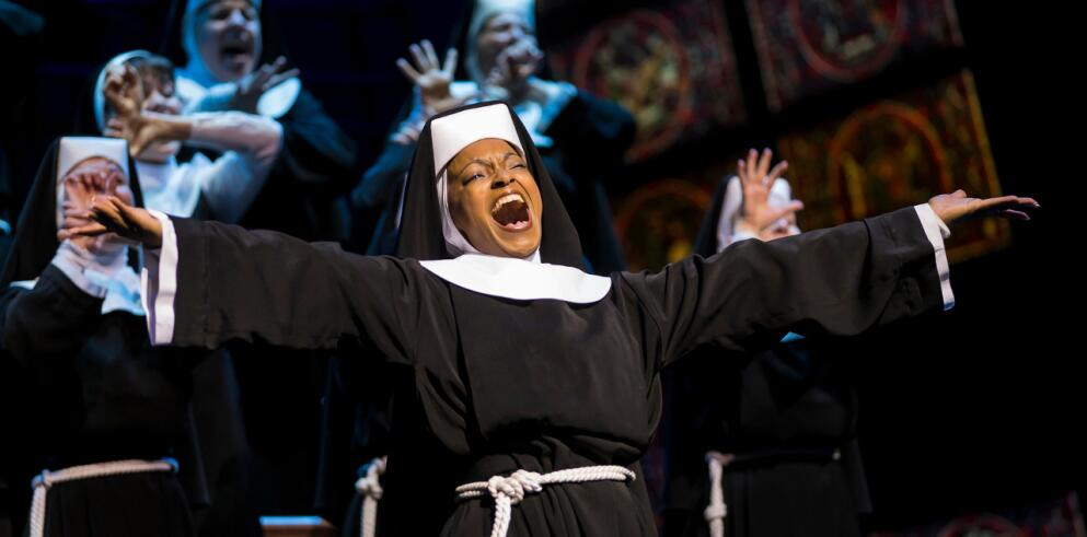 SISTER ACT Musical 12101