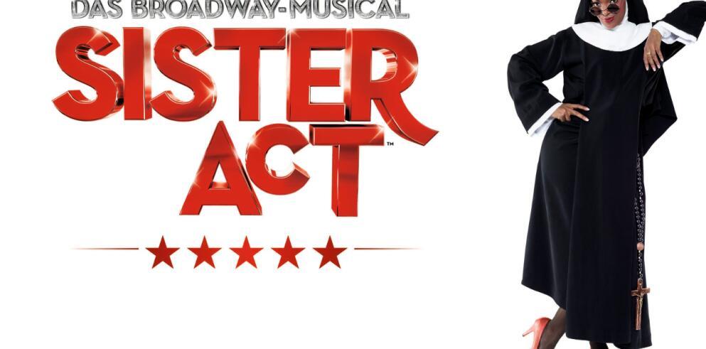 SISTER ACT Musical 12103