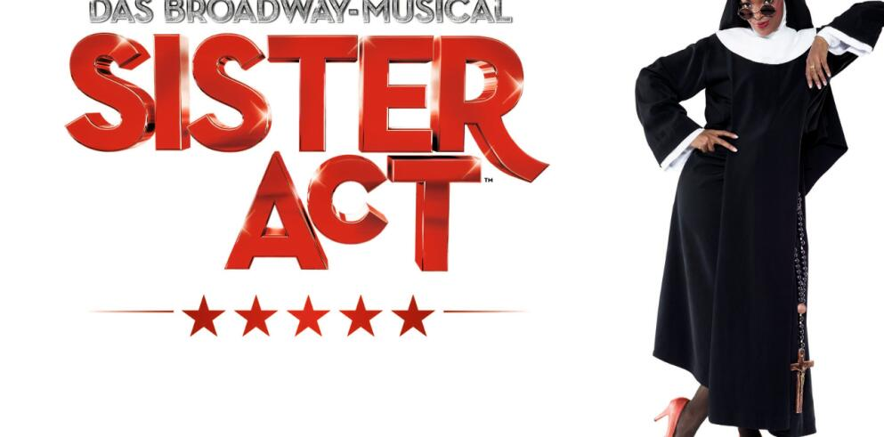 SISTER ACT Musical 12103