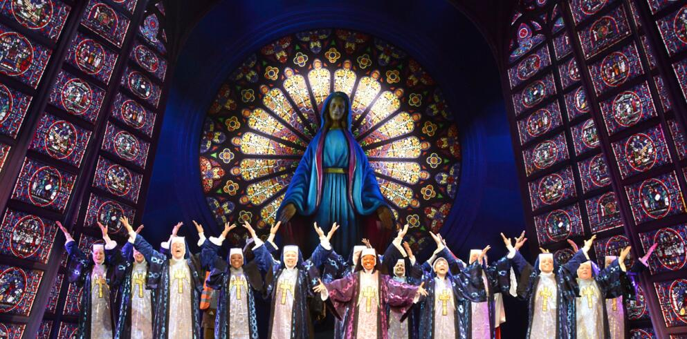 SISTER ACT Musical 12104