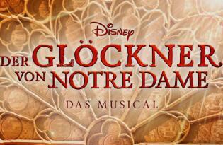 Das Musical-Meisterwerk über die romantische Geschichte von Quasimodo