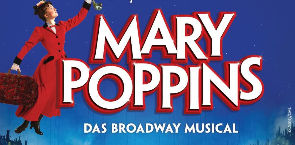 MARY POPPINS Musical 12163
