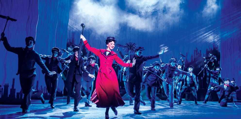 MARY POPPINS Musical 12165