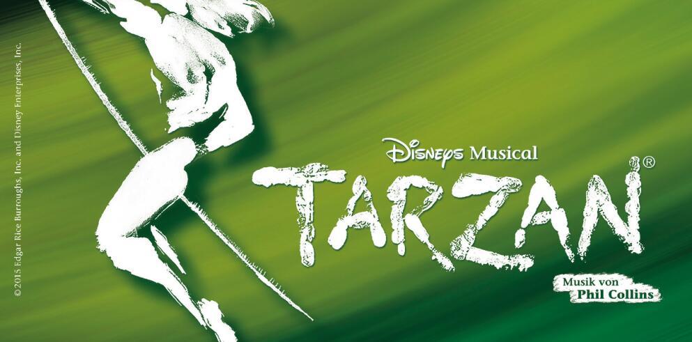 Disneys Musical TARZAN - Oberhausen 12175