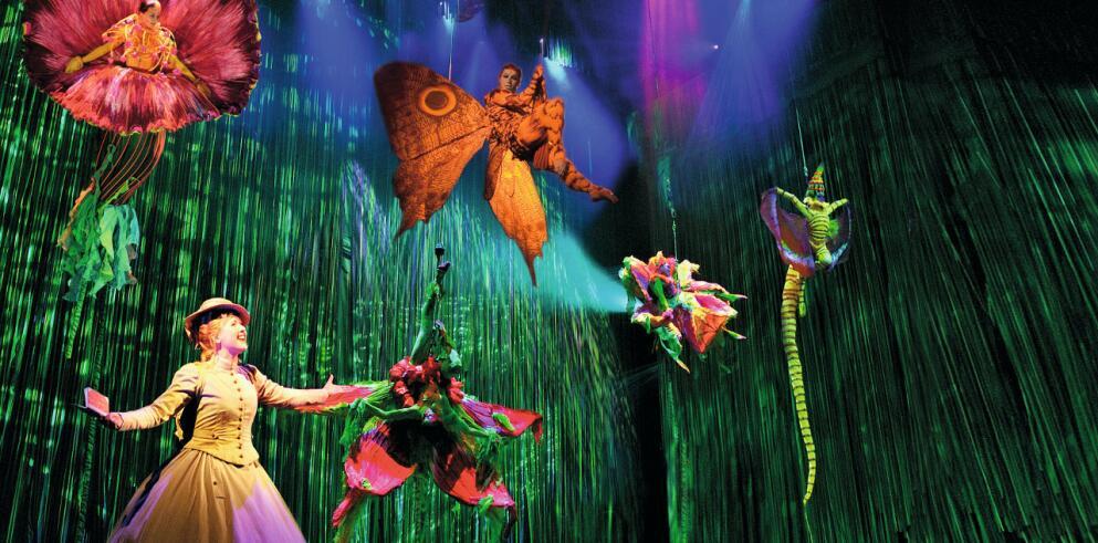Disneys Musical TARZAN - Oberhausen 12179