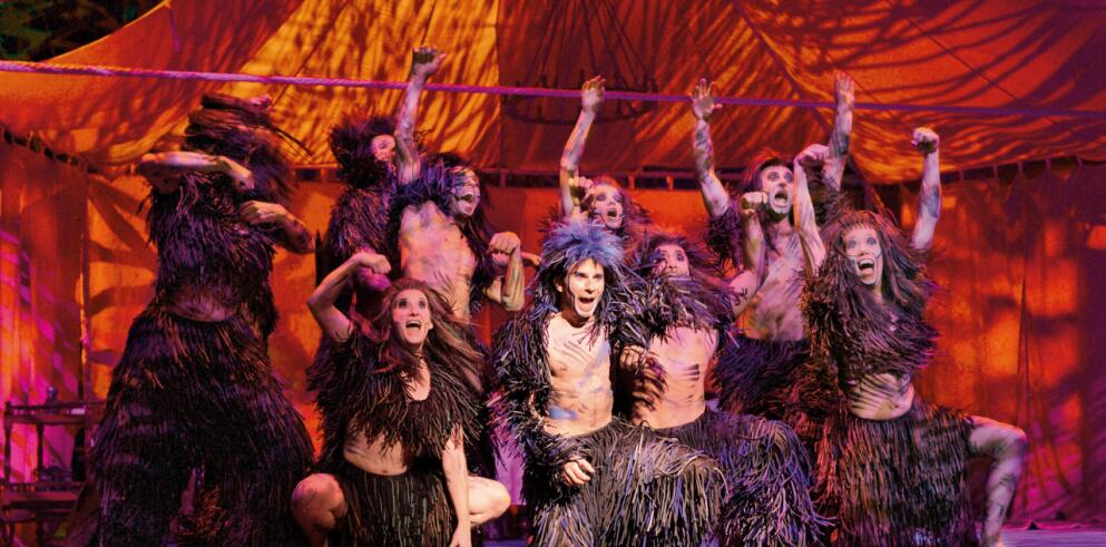 Disneys Musical TARZAN - Oberhausen 12180