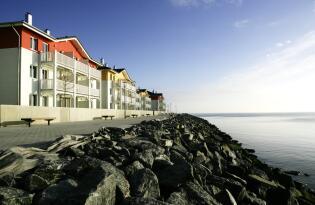 Grenzenlose Erholung mit maritimem Charme direkt an der Ostseeküste