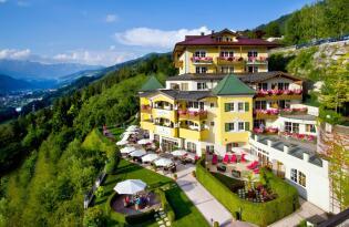 Unvergesslicher Wellness- und Aktivurlaub im Salzburger Naturparadies