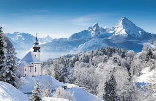 Unvergesslicher Wellness- und Aktivurlaub im Salzburger Winterparadies