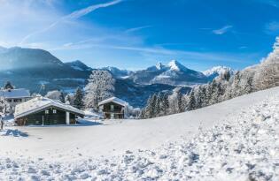 Wohlfühltage mit der ganzen Familie: Winterzauber im Bayerischer Wald