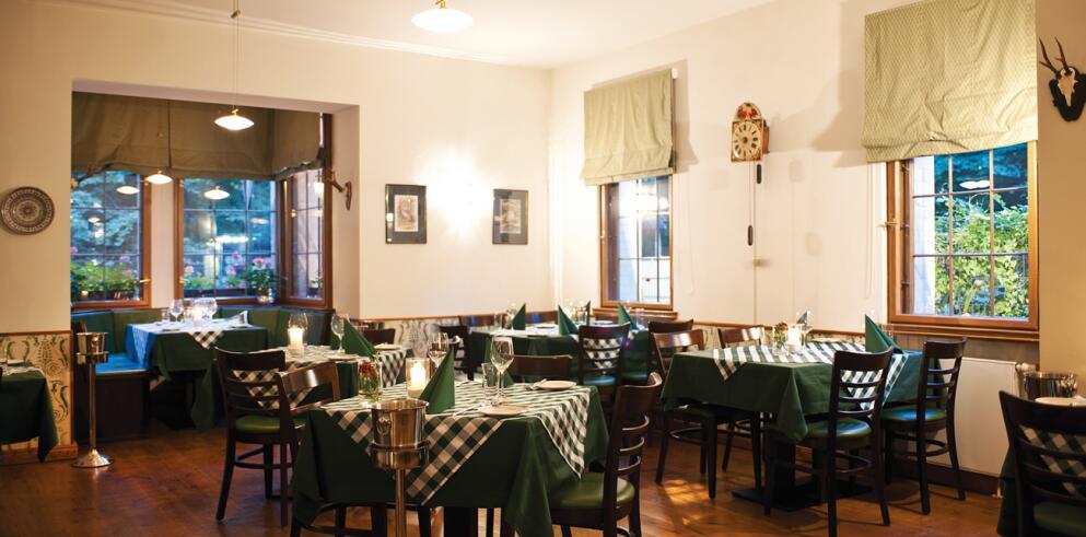 Relais & Châteaux Hotel Bayrisches Haus 12387