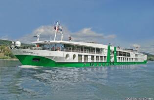 11-tägige Schifffahrt durch malerische Landschaften & historische Städte