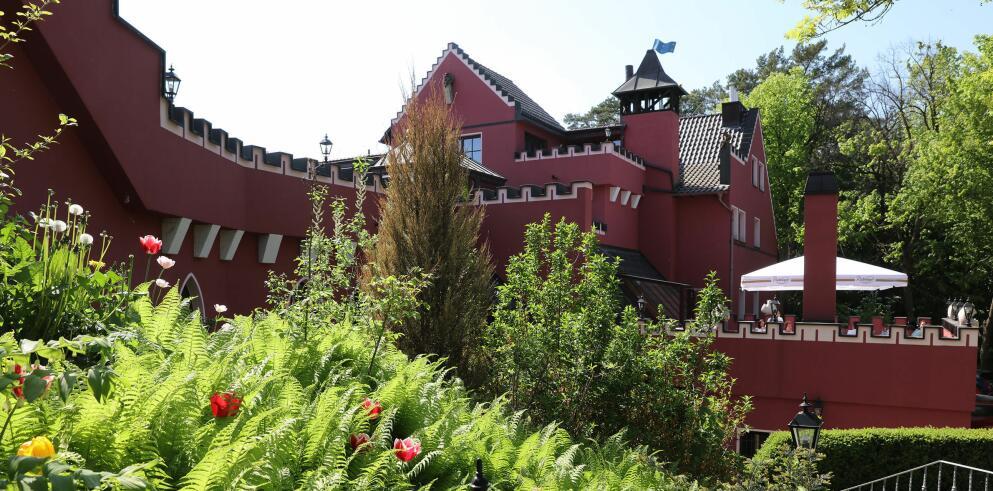 The Lakeside Burghotel zu Strausberg 12569
