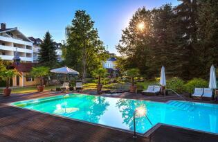 Himmlische und wohltuende Entspannung im Kneippkurort Bad Wörishofen