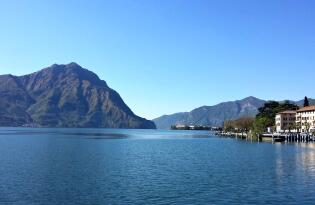 Submediterraner Charme, erstklassiges Essen & Wellness am Lago d'Iseo