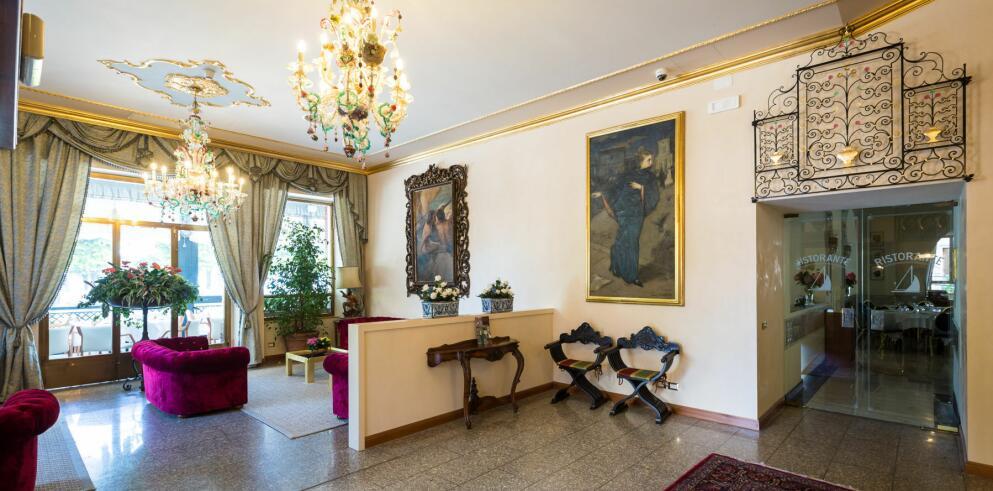 Hotel Milan Speranza au Lac 12677