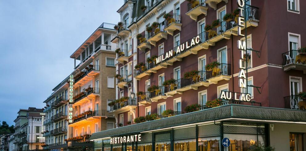 Hotel Milan Speranza au Lac 12690