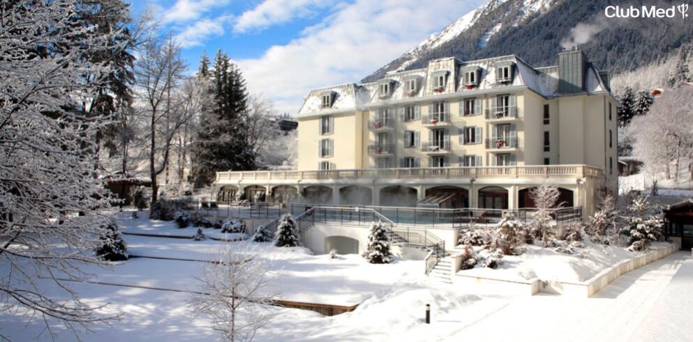 Club Med Chamonix Mont-Blanc 12723