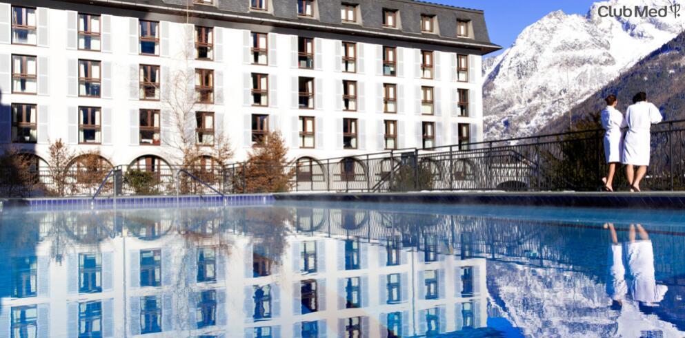 Club Med Chamonix Mont-Blanc 12724