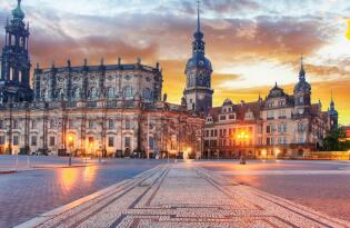 Cityreise mit hohem Komfort im Gründerzeitviertel Dresden Neustadt