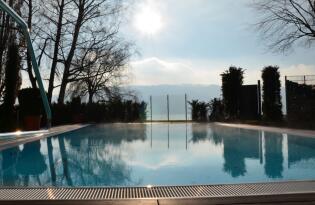 Idyllisches Bodenseepanorama im exklusiven Ludwigshafener Wellnesshotel
