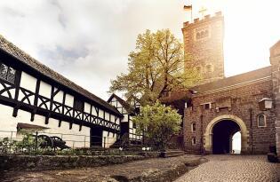 Ruhe und Erholung zu Füßen der weltbekannten Wartburg im Thüringer Wald