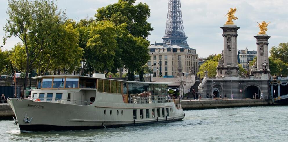 Städtereise Paris mit Bootstour 12962