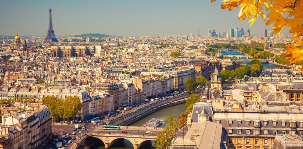 Städtereise Paris mit Bootstour 12976